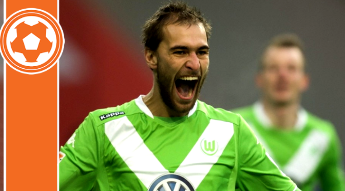 The Resurgence of a Fallen Dutch Striker – Wolfsburg's Bas Dost