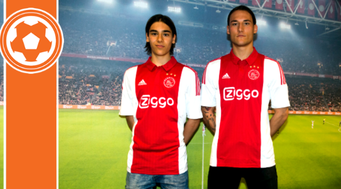 Ajax signs the Gudelj brothers
