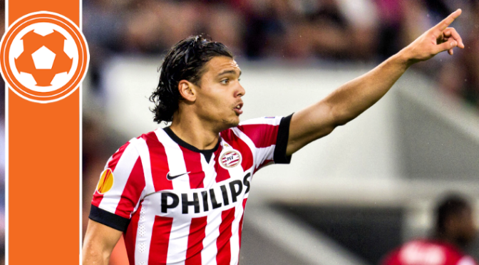 PSV wish to sign Man City youngster