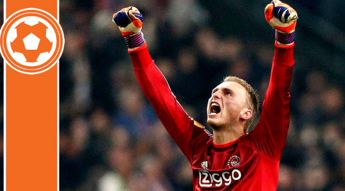 Man Utd linked with Ajax keeper, club say not for sale