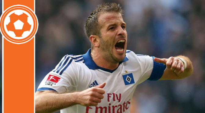 Rafael van der Vaart: The Dutch Enigma