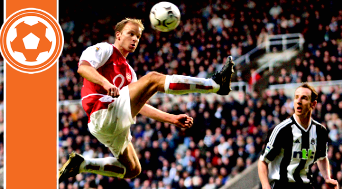 Dennis Bergkamp – The Legend of the Iceman