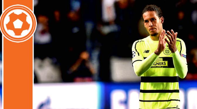 Saints keen to seal £8m million deal for Celtic's Van Dijk