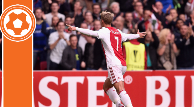Ajax's great Danes saves a point against ten men Celtic