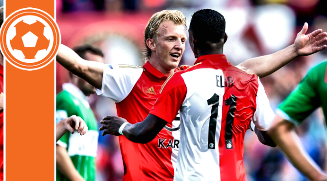 SUNDAY'S EREDIVISIE REPORT: WEEK SEVEN