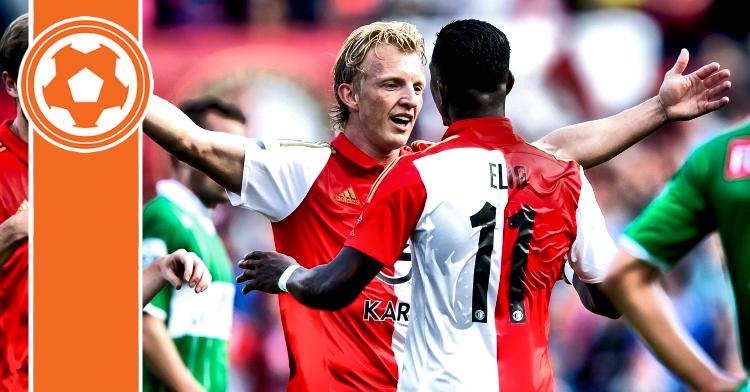 20150927 - Dirk Kuyt Feyenoord
