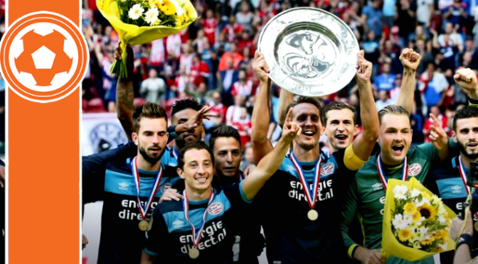 PSV capture first silverware of the season