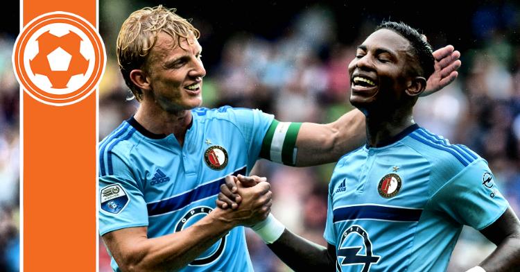20160808 - Feyenoord Eljero Elia