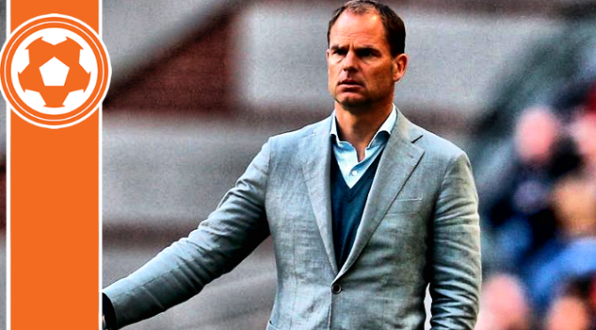 Frank de Boer set to fly Inter Milan