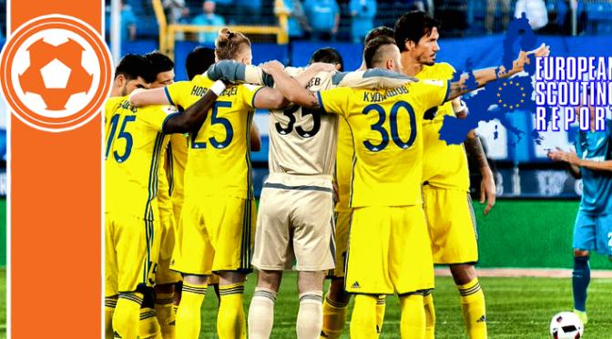EUROPEAN SCOUTING REPORT: FC Rostov