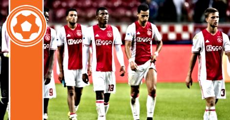 20160821 - Ajax 1-2 Willem II
