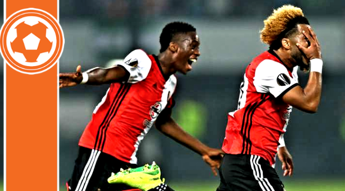 Man Utd sink as Vilhena vindicates Feyenoord to victory