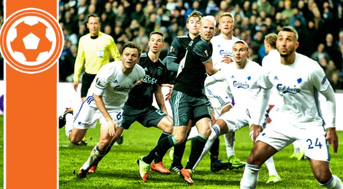 Danes conquer but Ajax grab vital away goal