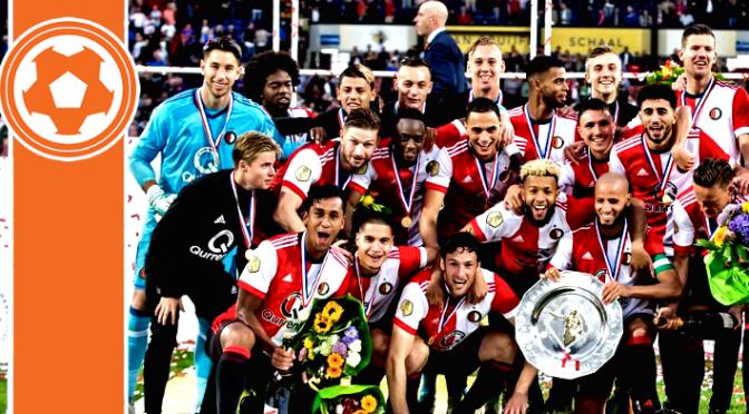 Feyenoord clinch first silverware of the season