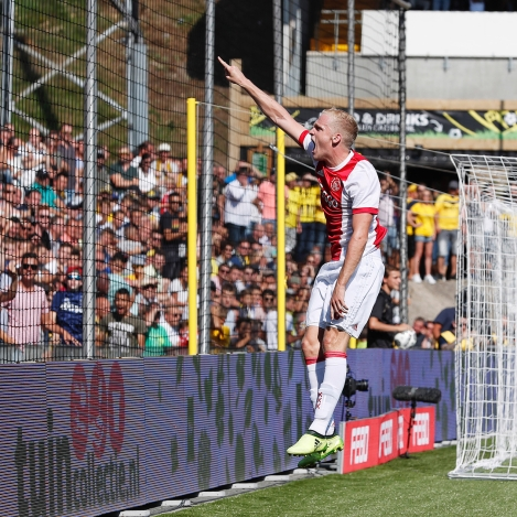 Image result for VVV Venlo 0-2 AFC Ajax