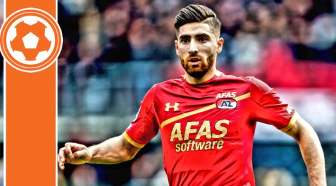 Eredivisie Standouts: No. 1 – Alireza Jahanbakhsh
