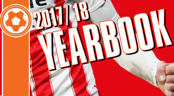 The 2017/18 Yearbook – OUT NOW!