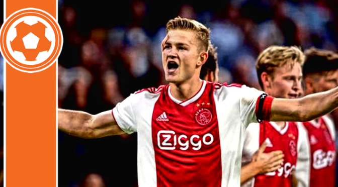 EREDIVISIE Betting Tips: Matthijs de Ligt to fire Ajax to victory
