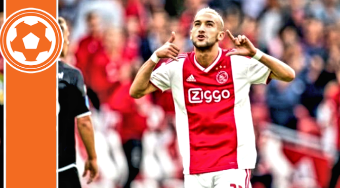 EREDIVISIE REPORT: Ajax magnificent as Excelsior hit for seven