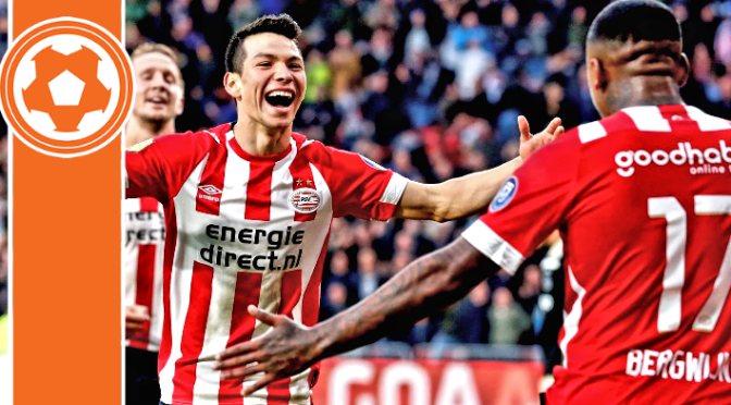 EREDIVISIE REPORT: PSV six-y as Ajax four-midable