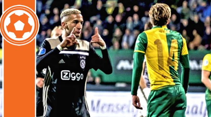 Eredivisie Team of the Week: Ziyech tops Week 7