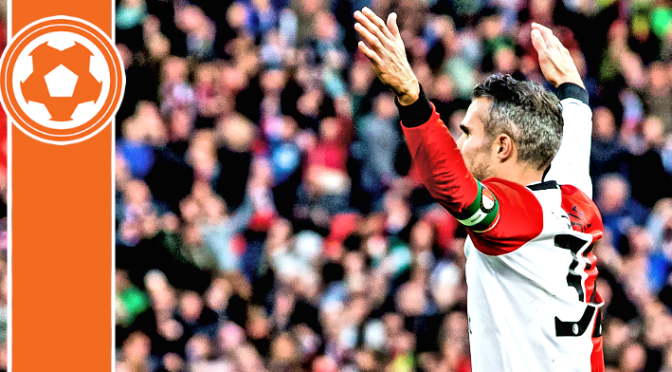 EREDIVISIE REPORT: Hero RVP turns to villain