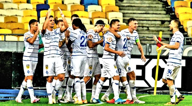 Who are AZ's Champions League opponents – Dynamo Kyiv