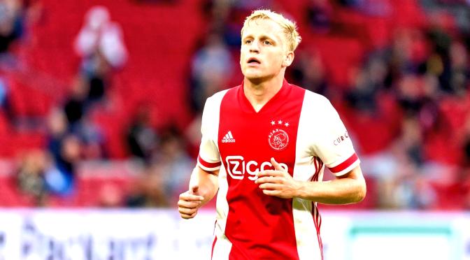 What does Donny van de Beek bring to Man Utd's midfield?