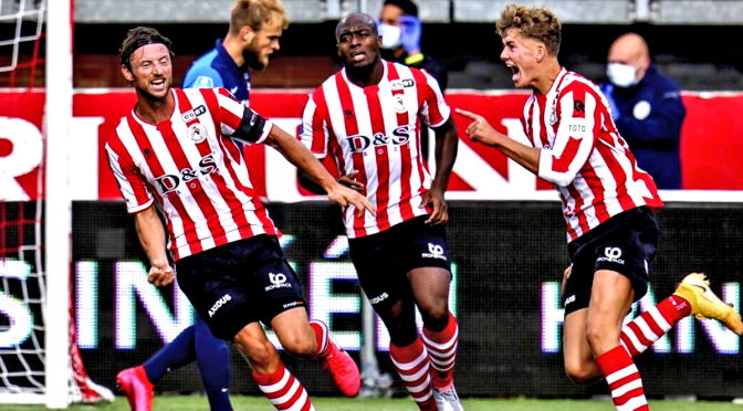 Eredivisie Week 4 Report:  AZ's four-nil f*ck up, Ajax fall as Feye and PSV stroll